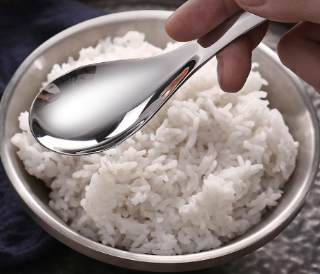 Image of Stainless Steel Rice Spoon