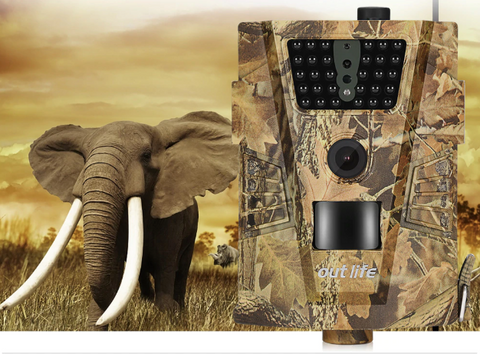 Image of Infrared Hunting Camera