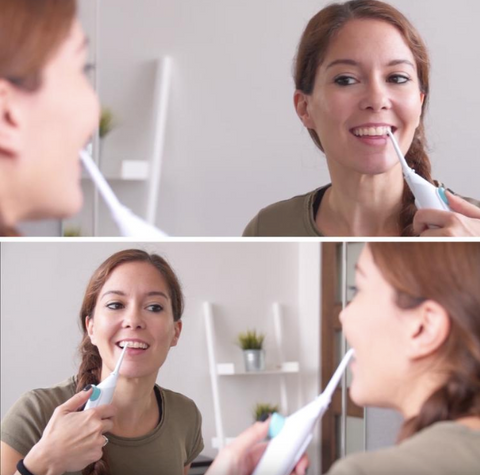 WaterFloss Portable Dental Cleaner