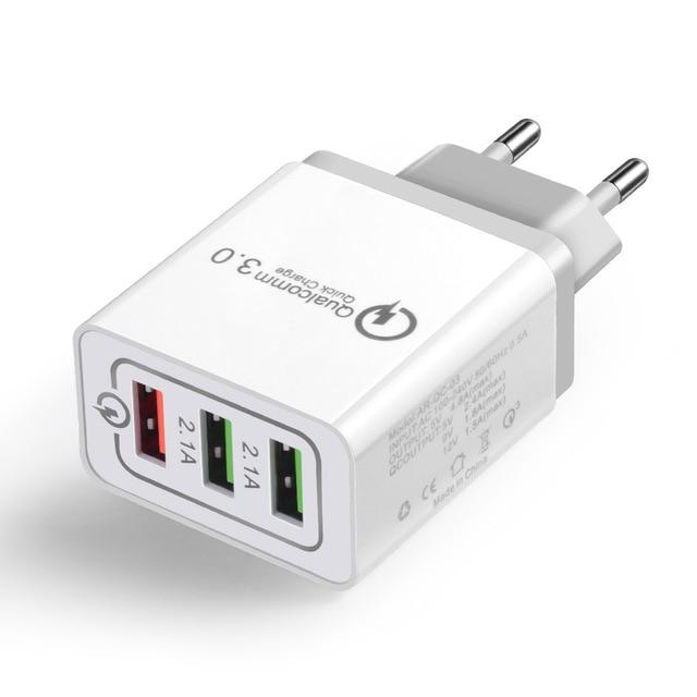 Ultra Quick Charge Power Adapter