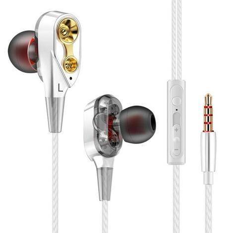 XD200 Multi Driver Deep Bass Earbuds