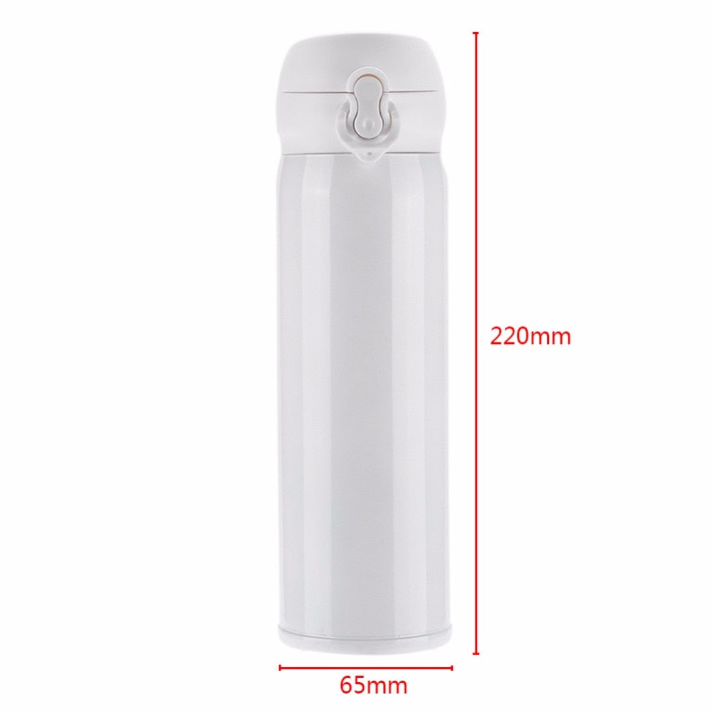 450ml Stainless Steel Double Wall Thermal Cup Dh Star