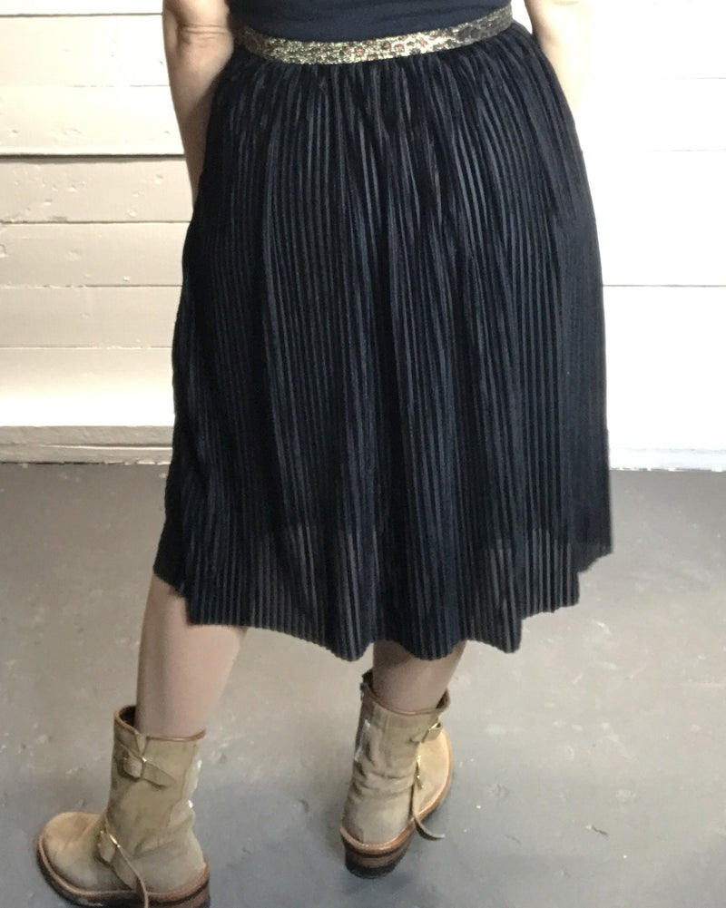 Party Pleated Skirt