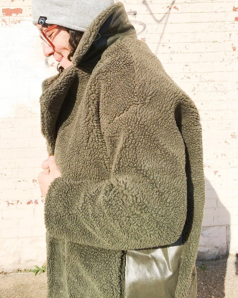 Cool + Cozy Coat