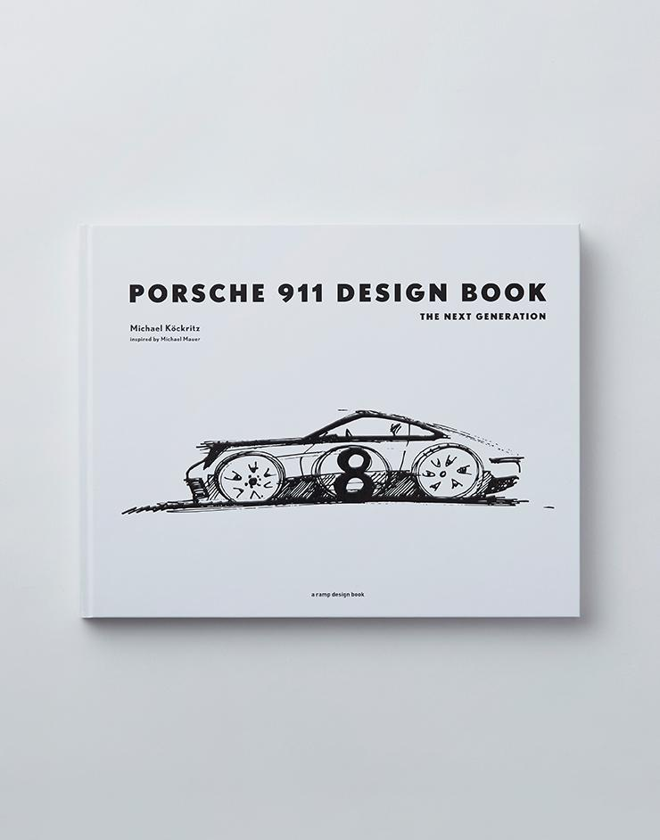 Porsche 911 Design Buch - ramp.space