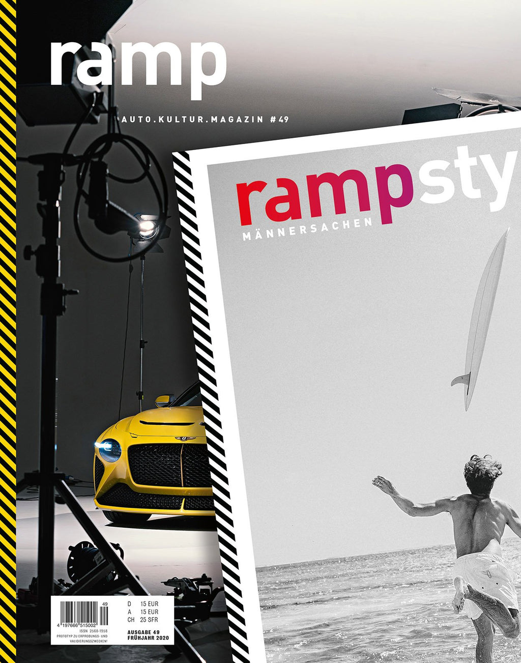 ramp & rampstyle Kombi Abo - ramp.space