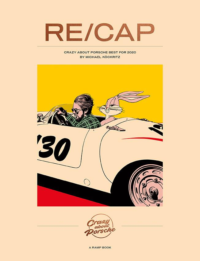 RE/CAP – Cover Porsche 550 Spyder - ramp.space