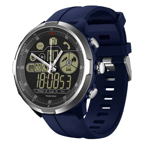 Tactical Smart Watch V4 Blue