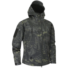Load image into Gallery viewer, Tactical Jacket L9 Camo
