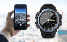 Load image into Gallery viewer, Tactical Smart Watch V7 Navy Blue