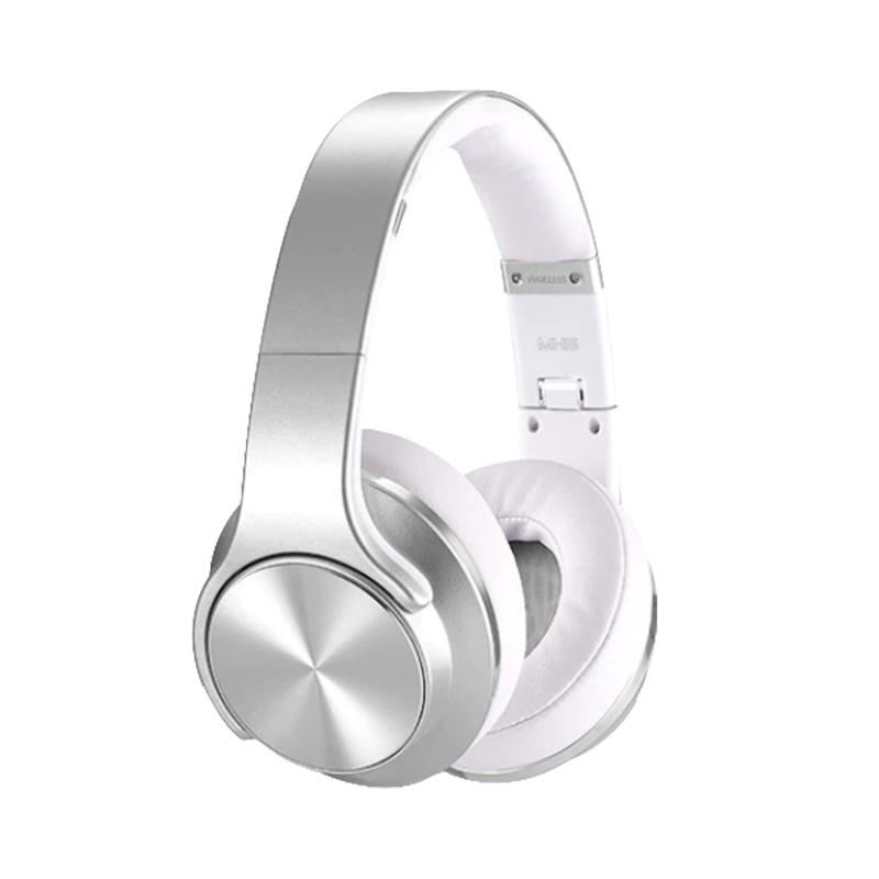 Headphones 3in1 MH5 Silver