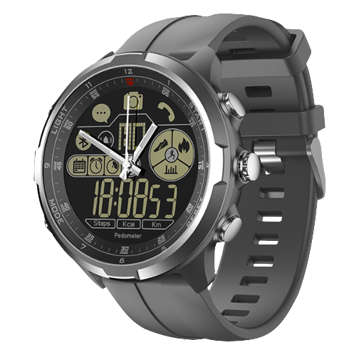 Tactical Smart Watch V4 Grey