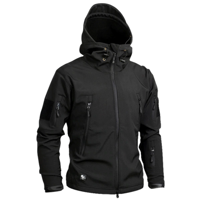 Tactical Jacket L9 Black