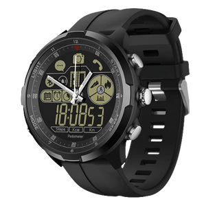 Tactical Smart Watch V4 Black