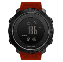 Load image into Gallery viewer, Tactical Watch Apache Red Fury