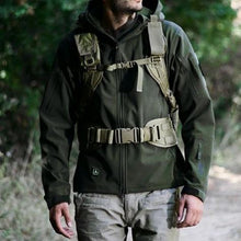 Load image into Gallery viewer, Tactical Jacket L9 Green