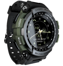 Load image into Gallery viewer, Tactical Smart Watch V7 Army Green