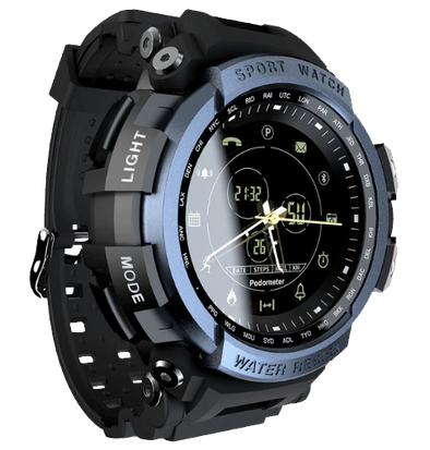 Tactical Smart Watch V7 Navy Blue