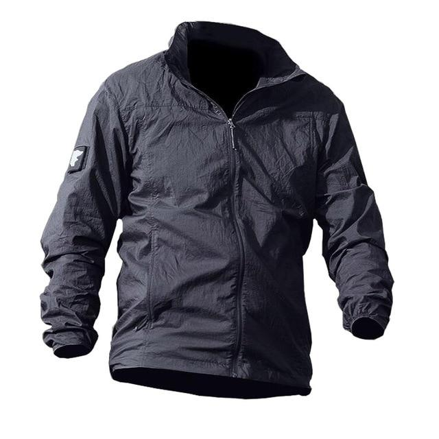 TACTICAL Jacket Light X Tactical Grey