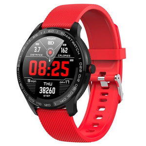 Tactical Smart Watch z7 Red