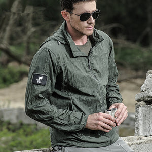 Tactical Jacket IX7 Green