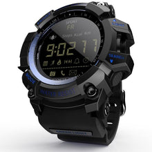 Load image into Gallery viewer, Tactical Smart Watch V8 Shock Proof Blue
