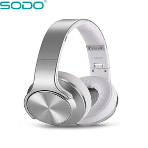 Headphones 3in1 MH5 Grey