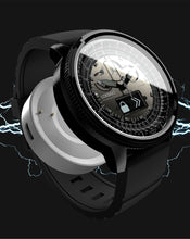 Load image into Gallery viewer, Tactical Smartwatch V11 Metal Black