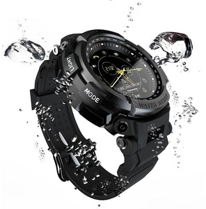 Tactical Smart Watch V7 Black