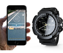 Load image into Gallery viewer, Tactical Smart Watch V7 Black