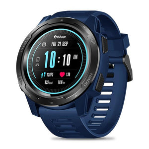 Tactical Smart Watch V5 Blue