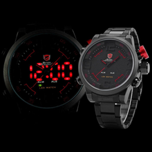 Load image into Gallery viewer, Shark Military Watch - Tactical LED