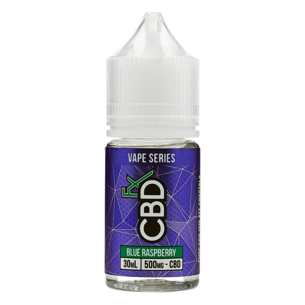 Blue Raspberry CBD Vape Juice by CBDfx