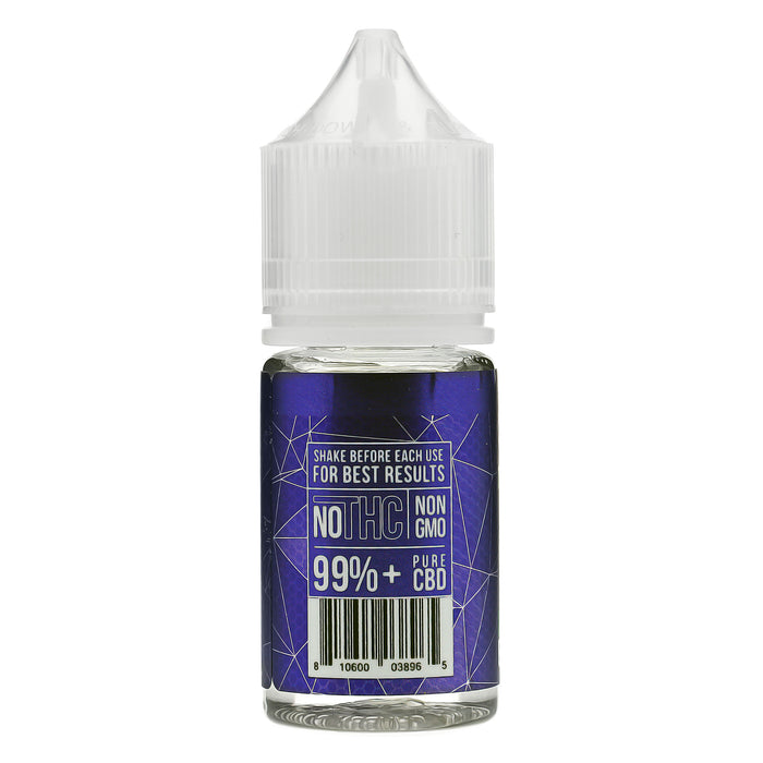 CBDfx Blue Raspberry CBD Vape Juice