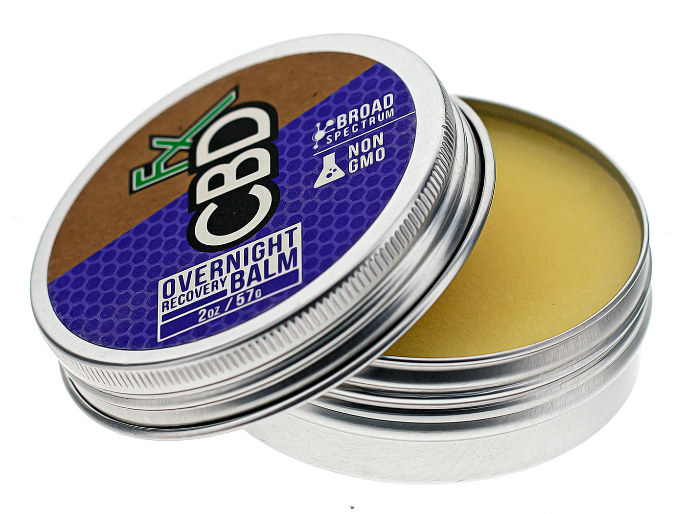 CBDfx Balm Description One