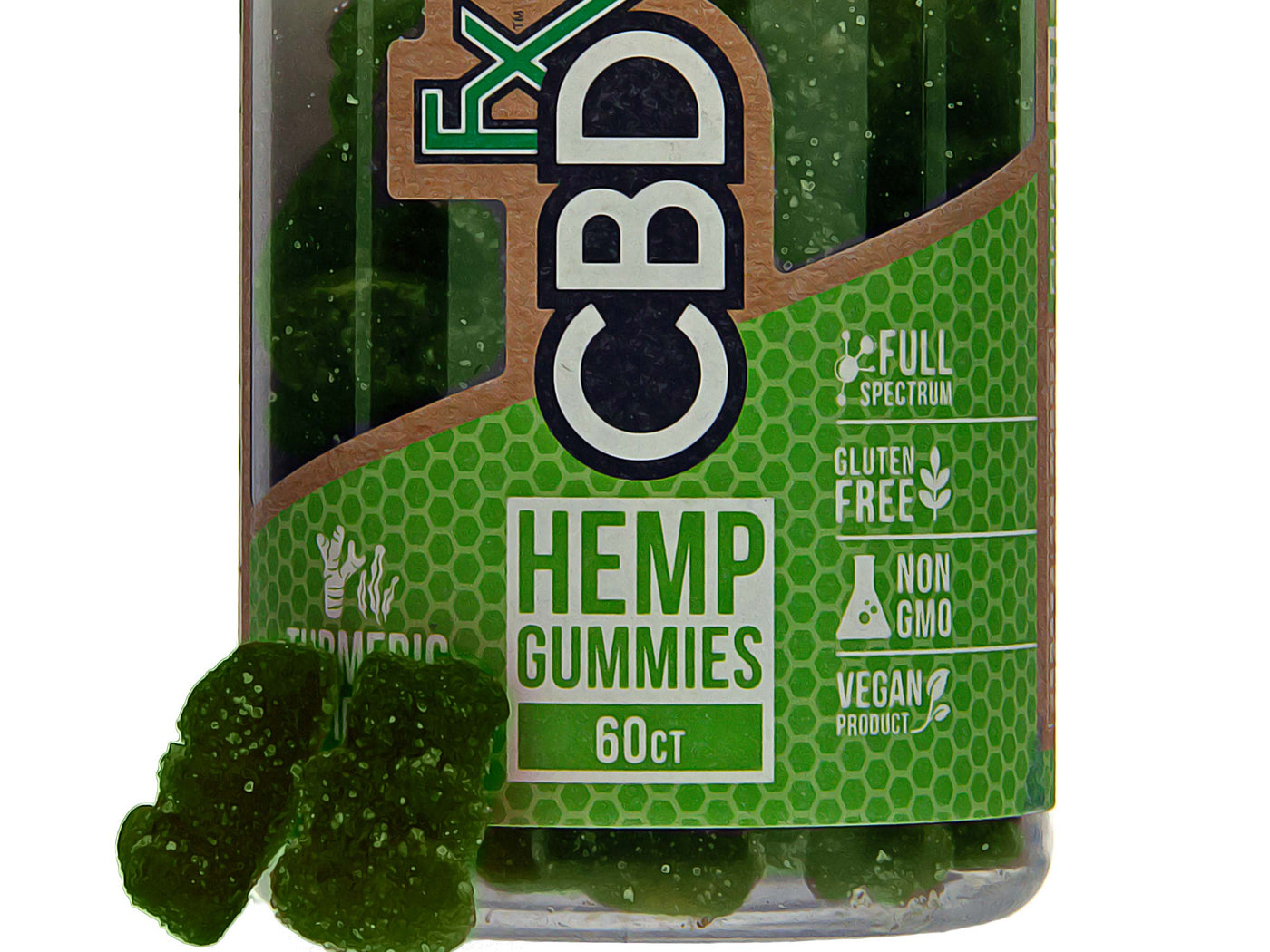 CBD Gummy Bears Description One