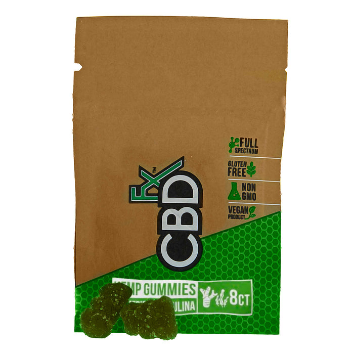 CBDfx Gummy Bears with CBD