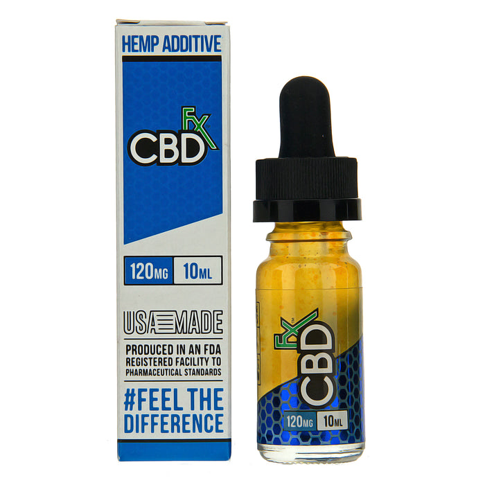 CBDfx CBD Oil Additive Description One
