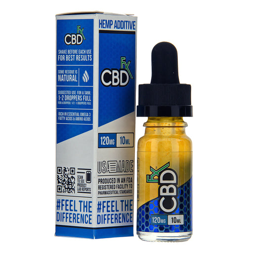 CBD Oil Vape Additive 120mg by CBDfx