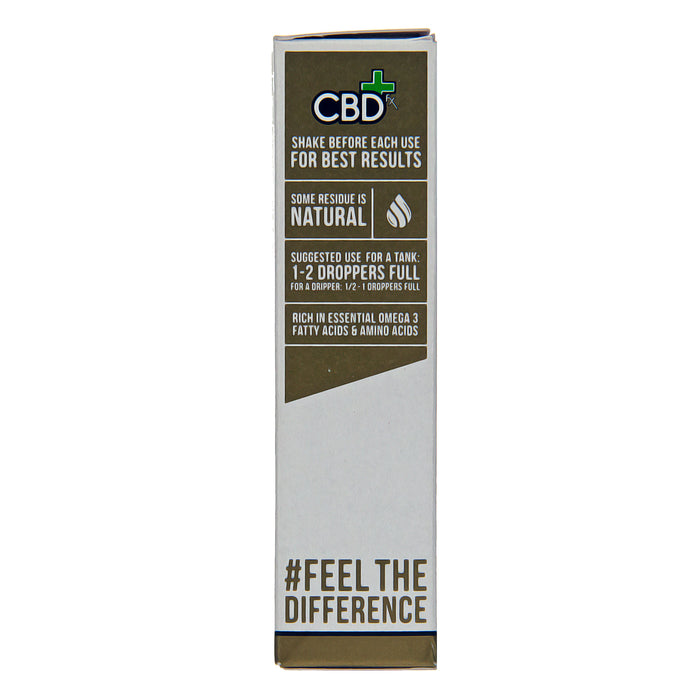 CBD Oil Additive