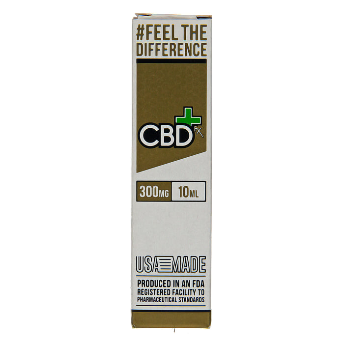 CBDfx CBD Oil Additive 300mg