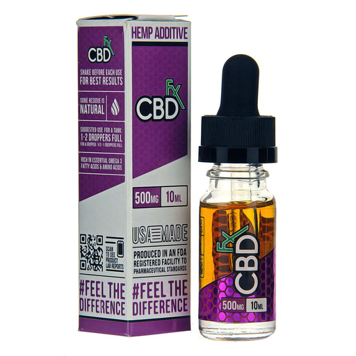 CBD Oil Vape Additive 500mg by CBDfx