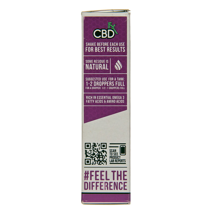 CBDfx CBD Oil Additive