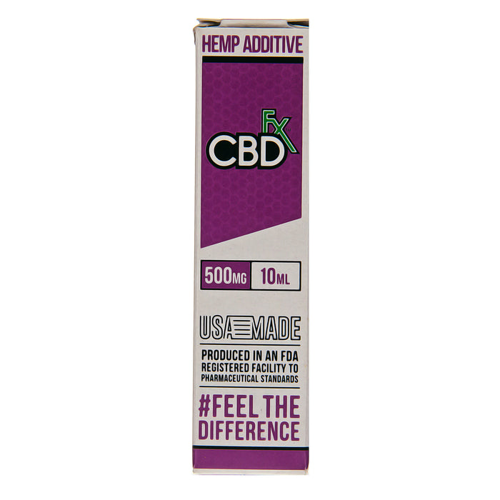 CBDfx CBD Oil Vape Additive 500mg