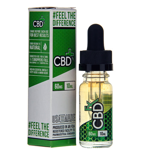 CBD Oil Vape Additive 60mg by CBDfx