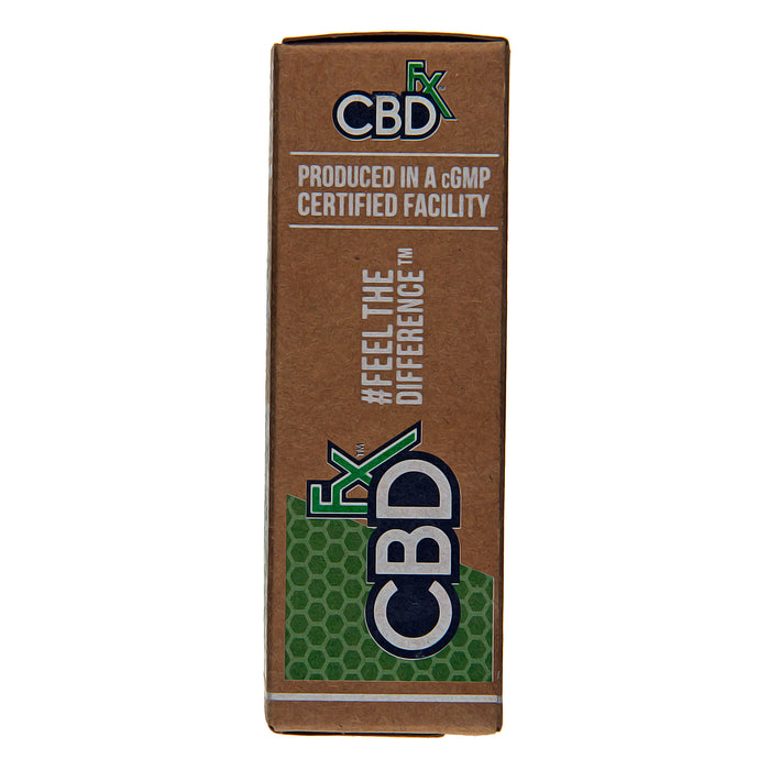 CBD Tincture Oil 500mg by CBDfx