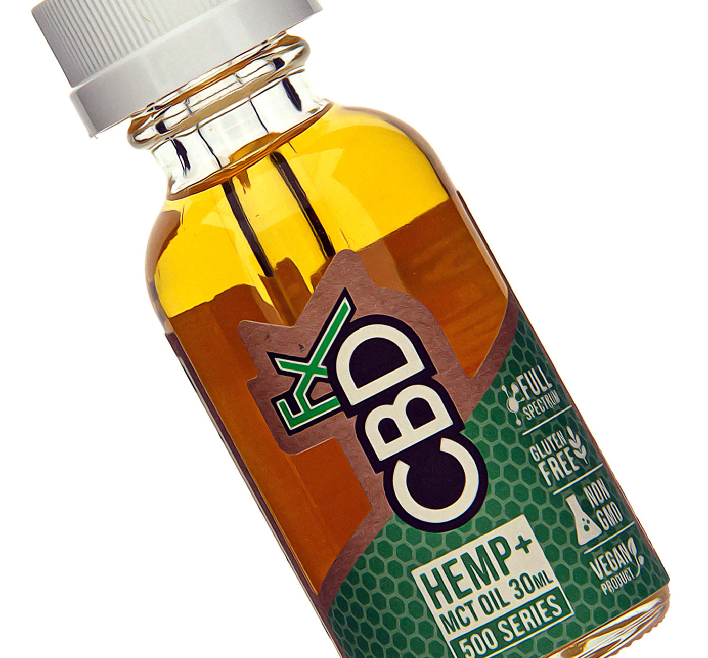 CBDfx CBD Tincture Description Two