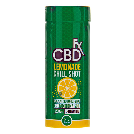 Lemonade CBD Chill Shot by CBDfx