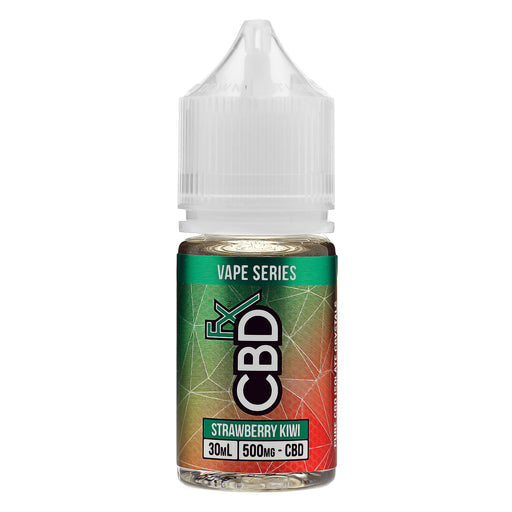 Strawberry Kiwi CBD Vape Juice by CBDfx