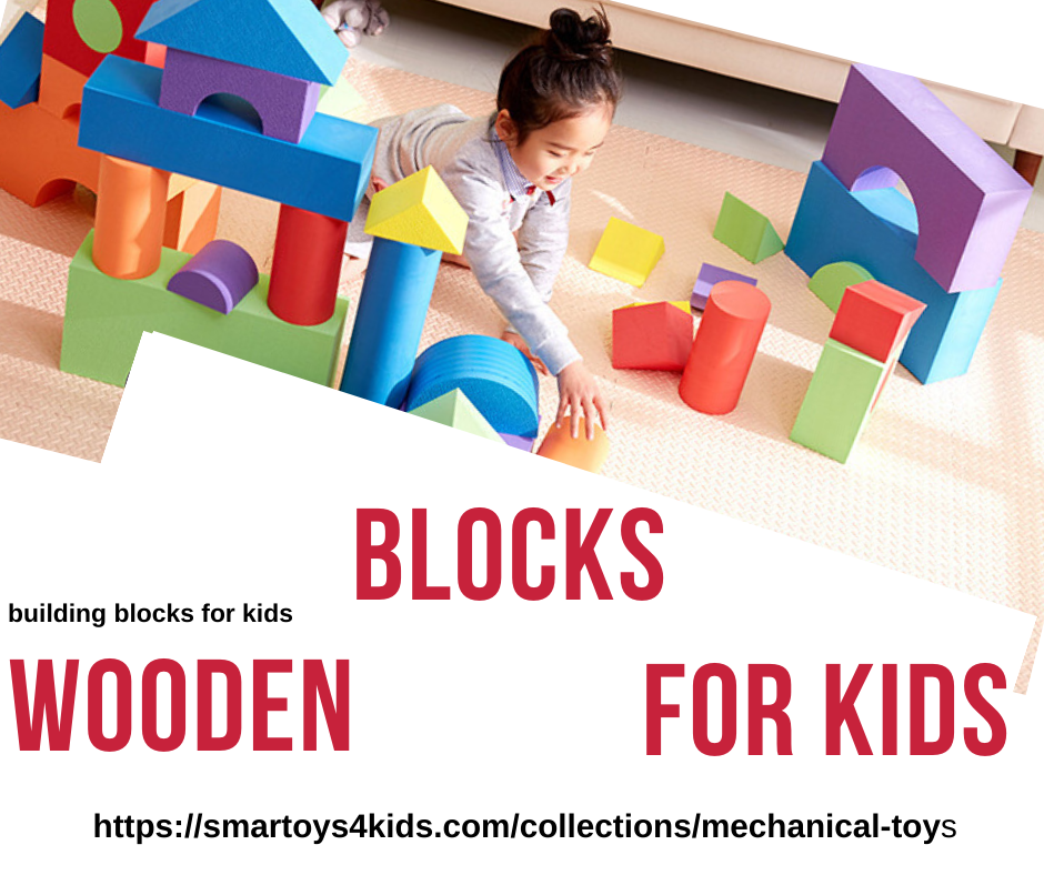 The benefits of toy blocks